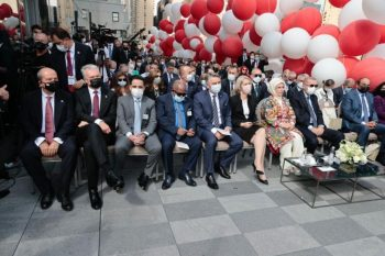 Opening of the Turkish House in New York (3)