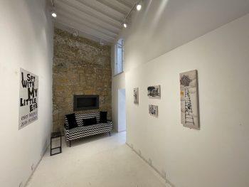Eser Keçeci 'I Spy with my Little Eye' exhibition (1)