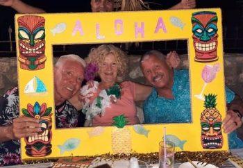 Hawaiian Beach Party at Driftwood (2)