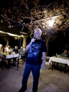 Seabreeze Restaurant, Kucuk Erenkoy had another great Karaoke (2)