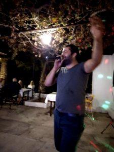 Seabreeze Restaurant, Kucuk Erenkoy had another great Karaoke (3)