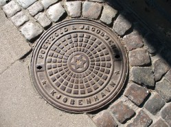 Manholes are always cool to check out