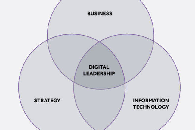 3 dimensions du digital leader