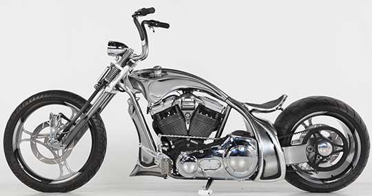 Fancy Gooseneck Motorcycle Frame Image - Frames Ideas - ellisras.info