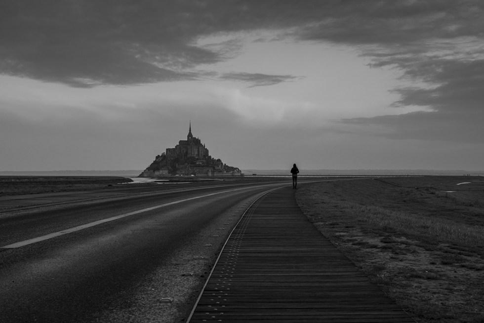 Salted sea ballad - Mont-Saint-Michel 2019