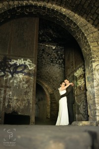 Mariage Day after Trash the dress