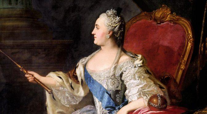 Как Екатерина II могла «убить» словом