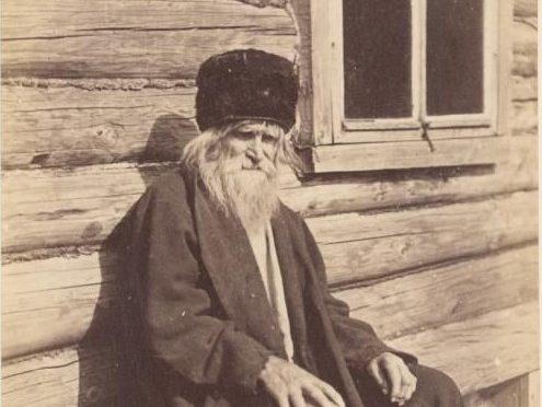 Зачем русские носили бороды