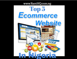 Top 5 Ecommerce Websites In Nigeria 2020