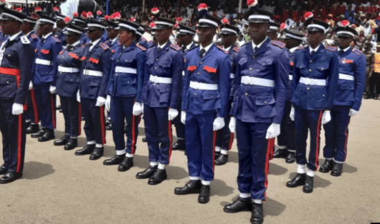 difference between commissioned and non commissioned officers in nigerian navy