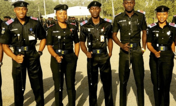 new salary structure of the nigeria police force