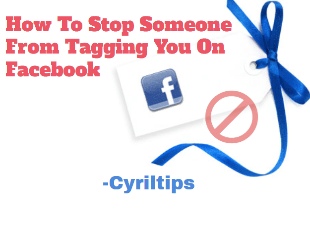 How To Stop Someone From Tagging Me On Facebook In Easy Steps (2020)