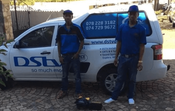 pics of dstv agents in nigeria