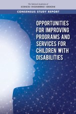 disabilities report