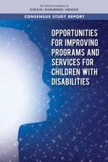 disabilities report