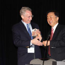Carl Nathan – 2016 Milstein Award