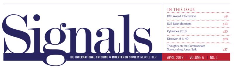 Signals News Volume 6, Issue 1