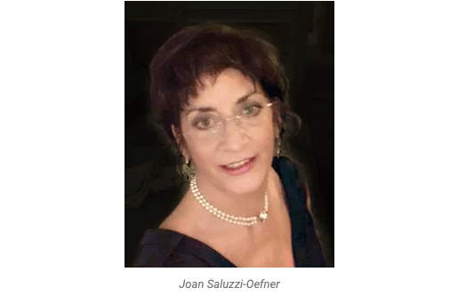 2020 ICIS Distinguished Service Award goes to ICIS Managing Director, Joan Saluzzi-Oefner