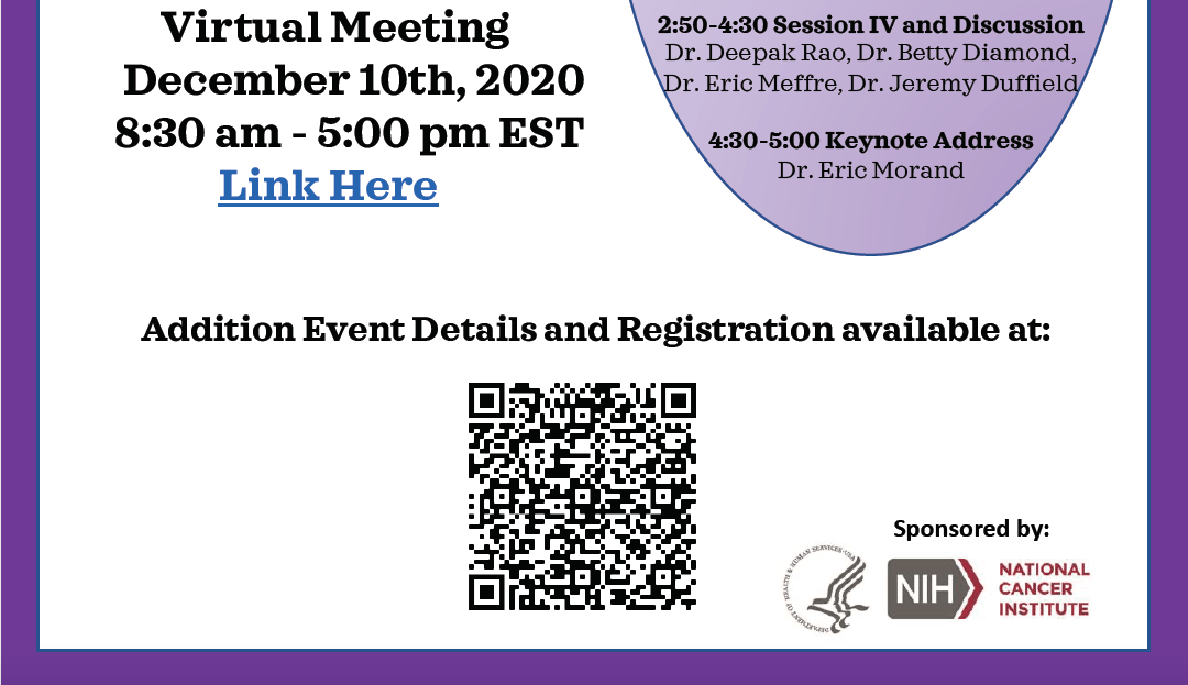 Mouse models of lupus 10 years later: key advances in understanding pathogenesis & remaining uncertainties in translation-Virtual Meeting on December 10th