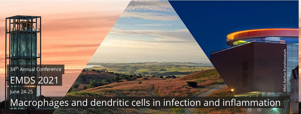 34th Annual Conference: Macrophages and dendritic cells in infection and inflammation, Virtual Meeting June 24-25