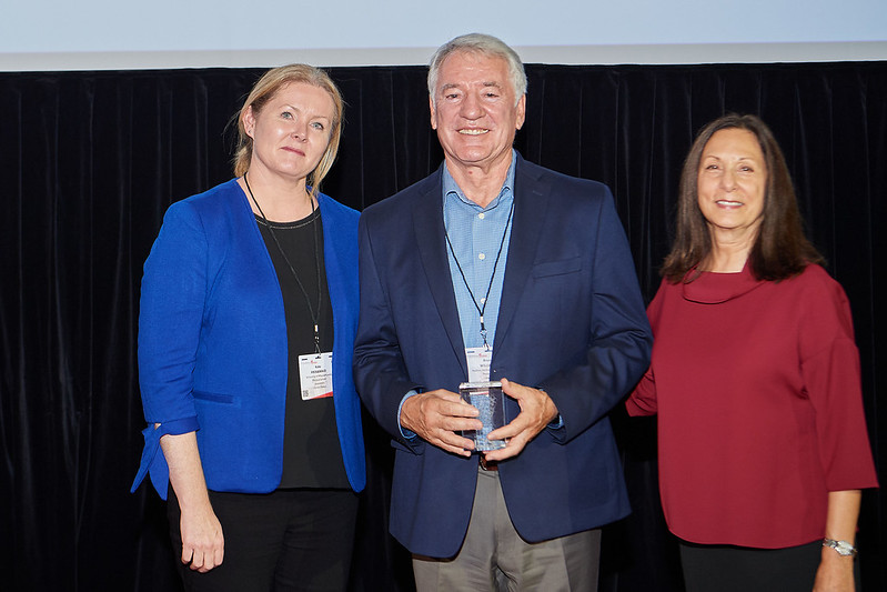 Bryan R. G. Williams, PhD, Hon. FRSNZ, FAA is honored with the 2019 ICIS Distinguished Service award in recognition of his extraordinary contributions to the cytokine research community.