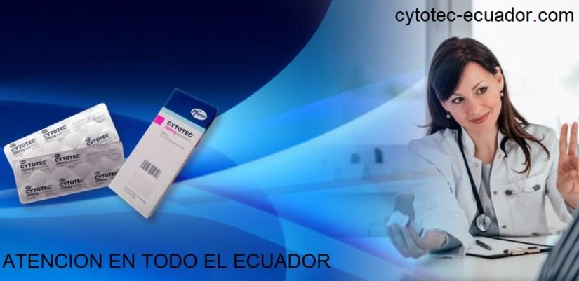 pastillas cytotec ecuador