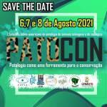 6-8 августа 2021 года состоится I Латиноамериканский онлайн-симпозиум PATOCON,посвящённый патологии диких и зоопарковых животных.