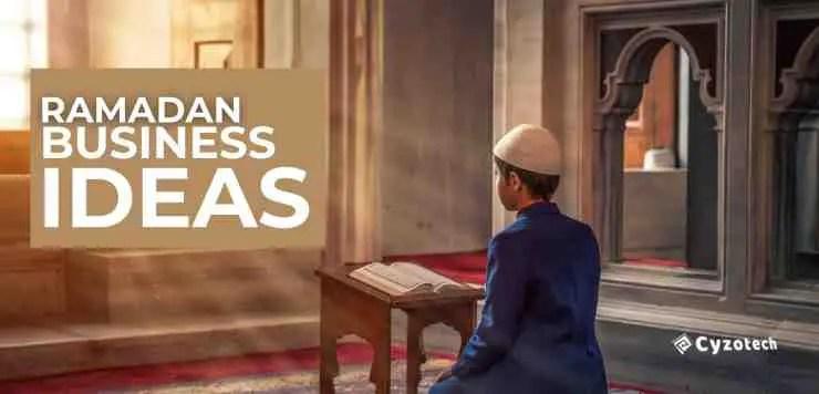 ramadan business ideas