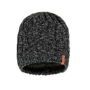 czapka-meska-czarna-melanz-podszewka-2