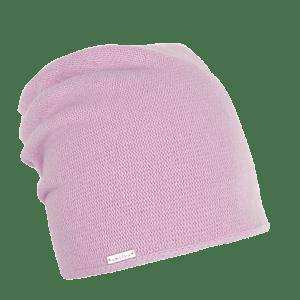 welniana-czapka-damska-elegancka-rozowa