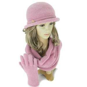 Elegancki-kapelusz-zimowydamski-alpaka-rozowy.