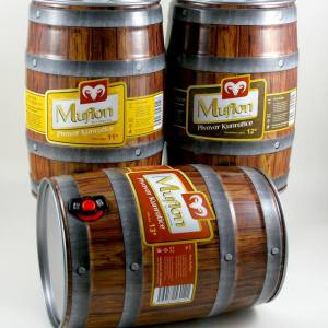 muflon cask czech beer