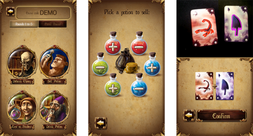Alchemists app download links      Czech Games Edition   Boardgame     Alchemists app download links   overview