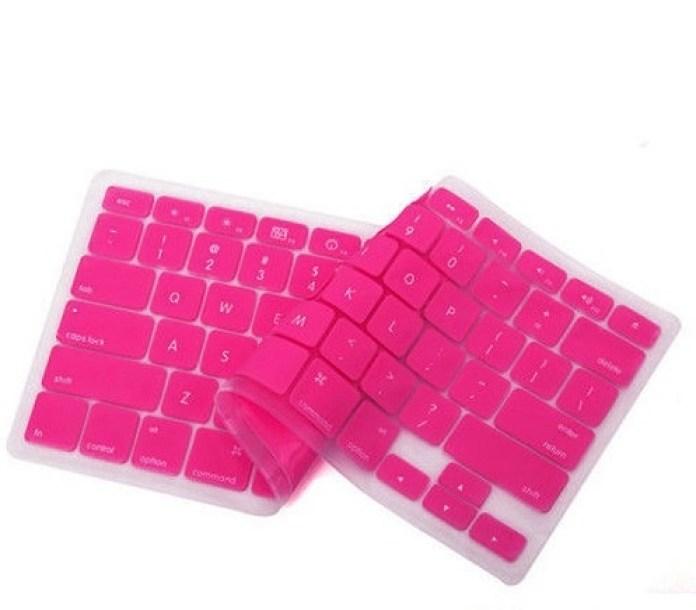Silikonová ochrana na klávesnici