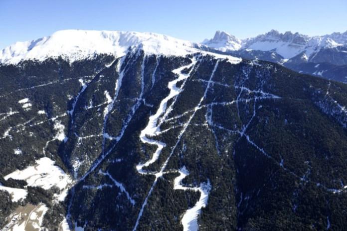 The Trametsch slope ( zdroj: http://www.plose.org/ )