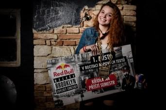 Lady Česnek. (foto: Lukas Wagneter, Red Bull Media House)