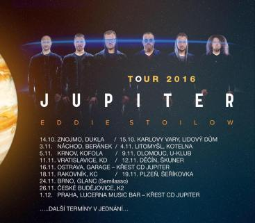 eddie stoilow jupiter tour