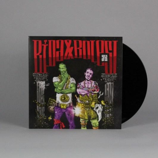 ak bída a bolest vinyl 1