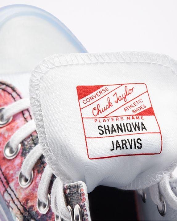 CONVERSE X SHANIQWA JARVIS: Emocionální fotografie na inovativním CX plátně Chucků