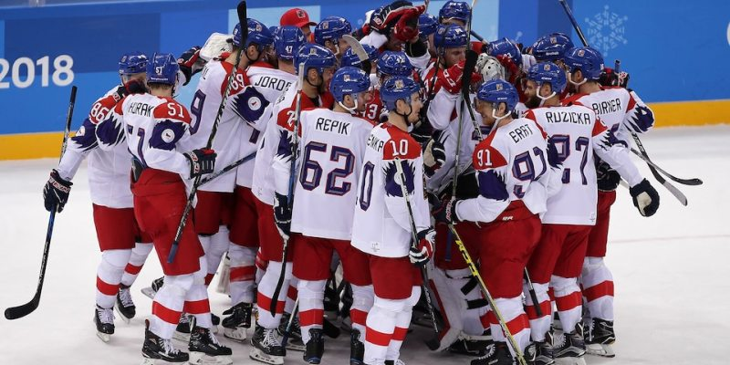 Team Czechia will face off against USA in Quarterfinals - Czech Points