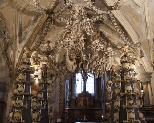 Sedlec Ossuary aka 'Church of Bones' bans selfies - Czech Points