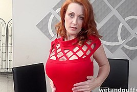 Isabella Lui in Big Tit Redhead at PuffyNetwork