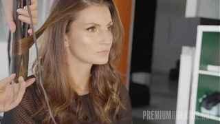 Cute Brunette Tiny Tina Swallows 76 Cumshots – PremiumBukkake