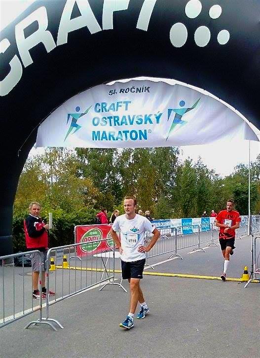 Ostravský půlmaraton 1