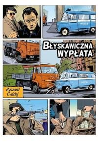 Ryszard Ćwirlej – Błyskawiczna wypłata - ebook