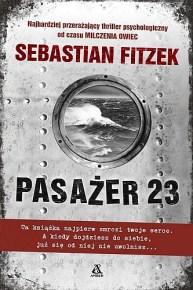 Sebastian Fitzek – Pasażer 23 - ebook
