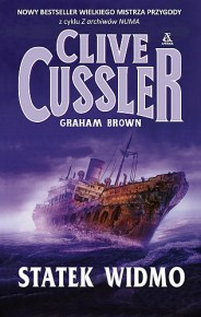 Clive Cussler & Graham Brown – Statek widmo - ebook