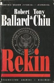 Robert Ballard, Tony Chiu – Rekin - ebook