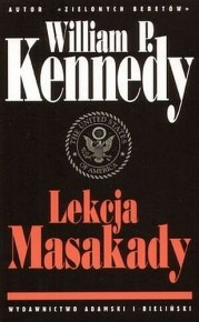 William P. Kennedy – Lekcja Masakady - ebook