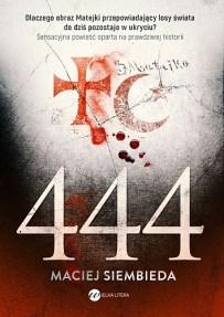 Maciej Siembieda – 444 - ebook